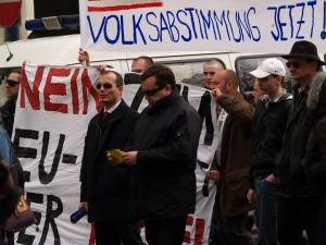 Anti-EU Demonstration, am 29. 3. 2008, Wien (Quelle: no-racism.net)
